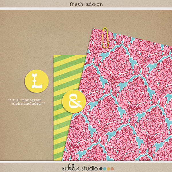 fresh add on freebie by sahlin studio