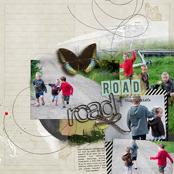 road of memories by sahlink kristasahlin