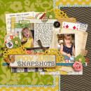 layout by norton94 featuring Layerable Ephemera Paper Stacks by Sahlin Studio