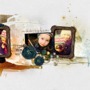 layout created by amberr featuring Three (3) Photo Templates by Sahlin Studio