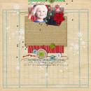 crystalbella77 - inspirational scrapbook layout