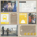 bellbird - inspirational scrapbook layout