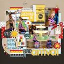 cindys732003 - inspirational scrapbook layout