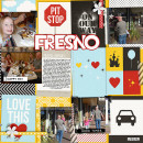 clemmon03 - inspirational scrapbook layout