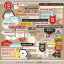 project mouse: character word bits by britt-ish designs and sahlin studio