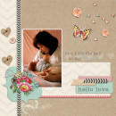 key to my heart by sahlin studio layout by: dul