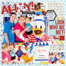 Disney digital page created by britt featuring Project Mouse by Sahlin Studio & Britt-ish Designs