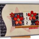 Hybrid Project (Card) by sylvia featuring Explore.Learn.Grow by Sahlin Studio