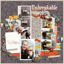 unbreakable love layout by norton94 using Reflection kit by Sahlin Studio