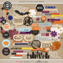 Project Mouse (Halloween): Elements by Britt-ish Designs and Sahlin Studio