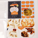 Halloween project life by cristina using Project Mouse: Halloween Edition by Sahlin Studio & Britt-ish Designs
