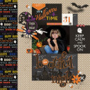 bootiful page by Damayanti using Project Mouse: Halloween Edition by Sahlin Studio & Britt-ish Designs