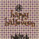 happy halloween page by Damayanti using Project Mouse: Halloween Edition by Sahlin Studio & Britt-ish Designs