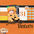 jack-o-lantern halloween costume page by FarrahJobling using Project Mouse: Halloween Edition by Sahlin Studio & Britt-ish Designs