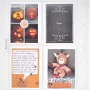 halloween album page by ctmm4 (left page) using Project Mouse: Halloween Edition by Sahlin Studio & Britt-ish Designs