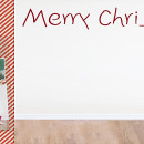 Christmas Card by FarrahJobling using Wood Veneer: Christmas, Daily Date Brads, Project Life - Vintage Christmas Alpha Cards by Sahlin Studio