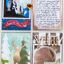 December Daily layout by heathergw2 using Project Mouse: Christmas by Britt-ish Designs & Sahlin Studio