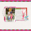 Christmas layout by rlma using Project Mouse: Christmas by Britt-ish Designs & Sahlin Studio