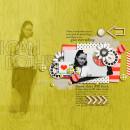 inspirational digital layout by dianeskie using Journal Starter: Motivational Word Art by Sahlin Studio