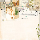 Digital scrapbook page by louso, using Year of Templates 13 by Sahlin Studio