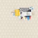 Paradise Digital Scrapbook Page by EHStudios using Project Mouse (At Sea): Bundle by Britt-ish Designs & Sahlin Studio