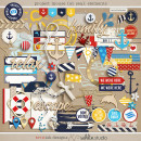 Project Mouse (At Sea): Elements by Britt-ish Designs and Sahlin Studio