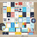 Project Mouse (At Sea): Journal Cards by Britt-ish Designs and Sahlin Studio