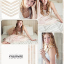 Project Life page by kristasahlin using Worth a Thousand Words by Sahlin Studio