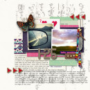 digital scrapbooking layout created by ajjones featuring Aztec Summer by Sahlin Studio