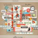 Flashback (Elements ) Digital Scrapbook - by Sahlin Studio