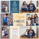 Love At Home digital pocket scrapbooking page by mrivas2181 featuring Memory Pocket Monthly Subscription November and MPM Add-Ons by Sahlin Studio