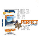 Perfect digital scrapbooking page by norton94 featuring Moments Templates by Amy Martin and Sahlin Studio