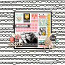 Love Looks Like This digital scrapbooking page by raquels using MPM Hello and Add Ons by Sahlin Studio