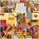 Build A Bear digital pocket scrapbooking page by yzerbear19 using Project Mouse (SouvenEARS) by Britt-ish Designs and Sahlin Studio