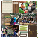 Disney Jungle Cruise digital pocket scrapbooking page by britt using Project Mouse (Adventure) by Britt-ish Designs and Sahlin Studio