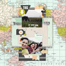 This digital scrapbooking page by marnel using Viewpoint (Kit) by Sahlin Studio by Sahlin Studio - AddOn to Memory Pocket Monthly MPM Subscription