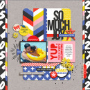So Much Joy digital scrapbooking page by raquels using Celebrate Kit by sahlin studio