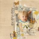 layout by wombat1468 featuring Layerable Ephemera Paper Stacks by Sahlin Studio