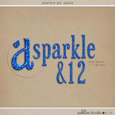 Sparkle Gel Alpha by Sahlin Studio