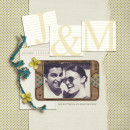 layout by norton94 featuring Monogrammed Note Cards by Sahlin Studio