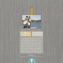 layout by cnscrap featuring Tell the Story Word Art by Sahlin Studio