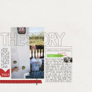 layout by kristasahlin featuring Tell the Story Word Art by Sahlin Studio