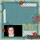 layout created by ashley featuring Wire Rimmed Alpha by Sahlin Studio