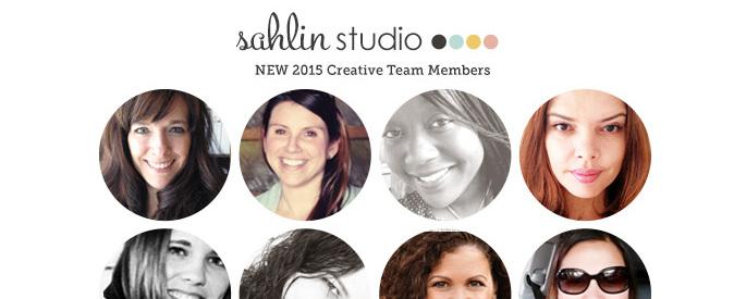 Sahlin Studio 2015-2016 Creative Team - WELCOME