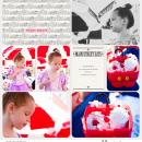 Project Life inspiration page by Dunia using Project Mouse: Main Street by Britt-ish Designs and Sahlin Studio