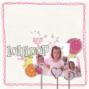digital scrapbooking layout featuring Doodley Borders and Frames Vol. 1 by Sahlin Studio