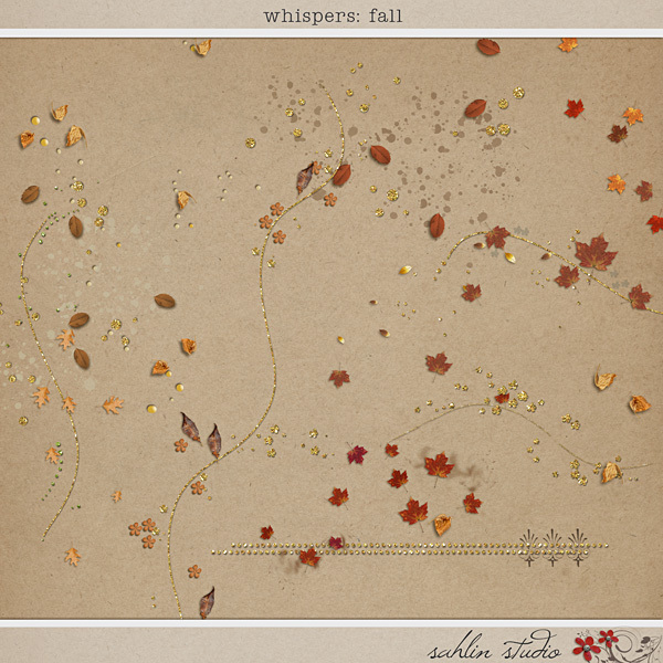 Whispers: Fall by Sahlin Studio