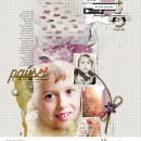 Digital scrapbooking layout by amberr using Pause by Sahlin Studio