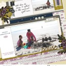 Digital scrapbooking layout byfonnetta using Pause by Sahlin Studio