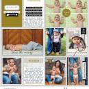 Pocket Scrapbooking layout by mrivas2181using Pause by Sahin Studio